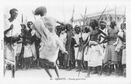 Djibouti Danses Guerrières - Dschibuti