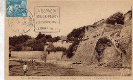 La Bernerie  -  Bout De Plage A La Patorie  -  L'Escalier De La Falaise  -  CPA - La Bernerie-en-Retz