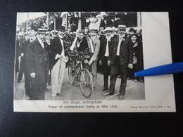 Otto Meyer Ludwigshafen * Sieger Westdeutschen Derby 1904 In Köln * Cyclisme Radrennen Radsport  Cycling Velo Wielrennen - Cyclisme