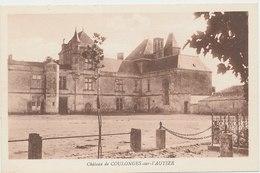 Coulonges Sur L'Autize -79- Chateau - Coulonges-sur-l'Autize
