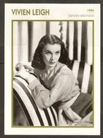 PORTRAIT DE STAR 1940 GRANDE BRETAGNE - ACTRICE VIVIEN LEIGH - ENGLAND ACTRESS CINEMA FILM PHOTO - Fotos