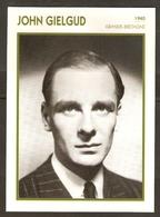 PORTRAIT DE STAR 1940 GRANDE BRETAGNE - ACTEUR JOHN GIELGUD - ENGLAND ACTOR CINEMA FILM PHOTO - Fotos