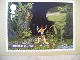 PHQ Vidéo Games, Tomb Raider 1996 Pilleur De Tombe - Illustrators & Photographers