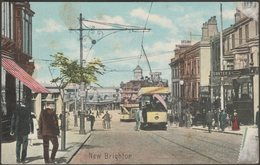 New Brighton, Cheshire, 1910 - Shurey's Postcard - Other