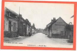 80 LOEUILLY - Grande Rue - Francia