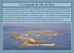 La Legende De L ILE DE SEIN (SCAN RECTO VERSO)MA0062 - Ile De Sein