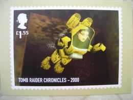 PHQ Vidéo Games, Tomb Raider Chronicles 2000, Chroniques - Illustrators & Photographers
