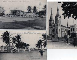 Lot De 6 CPA -  TOGO  -  LOME    ( Cartes Non écrites) - Togo