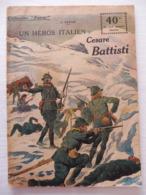 Collection Patrie - Nmr 10 - Un Héros Italien -Edition Rouff - 1914-18