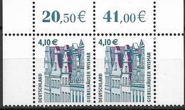 2003 Allm. Fed. Deutschland  Mi.2323 **MNH Sehenswürdigkeiten: Giebelhäuser, Wismar - [7] République Fédérale