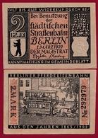 Allemagne 1 Notgeld De 2 Mark Berlin Dans L 'état N °5675 - [ 3] 1918-1933 : Weimar Republic