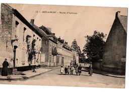 BERLAIMONT ROUTE D AULNOYE TRES ANIMEE - Berlaimont