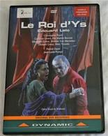Edouard LALO, Le Roi D'Ys, Piunti, Girard, Martin-Bonnet, Jean-Louis Pichon, 2009 - Music On DVD