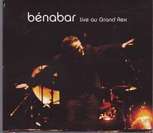 CD - BENABAR - Live Au Grand Rex - Musique & Instruments