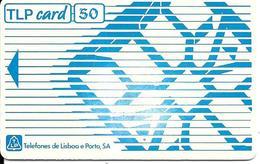 CARTE-PUCE-50 U-Sans Logement PUCE-01/92-GENERIQUE-R°/V°Mat-TBE - Portogallo