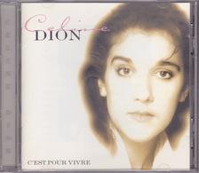 CD - Céline DION - C'est Pour Vivre - Musique & Instruments