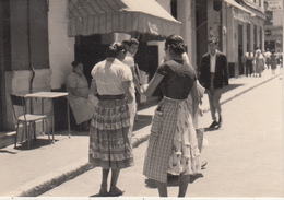 Malaga - Gitanes - Photo 7 X 10 Cm - Personnes Anonymes