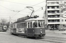 AK - Wien XX - Strassenbahn Linie 29 Am Friedrich Engels Platz - 1977 - Sonstige
