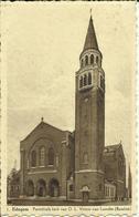 Edegem -- Parochiale Kerk Van O. L. Vrouw Van Lourdes.   ( 2 Scans) - Edegem