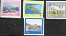 ITALY, 2019, MNH, TOURISM, TOWNS, ORBETELLO, TROIA, SALUZZO,PORTOFERRAIO, MOUNTAINS,4v - Holidays & Tourism