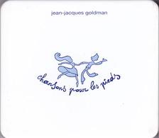 CD - Jean Jacques GOLDMAN - Chansons Pour Les Pieds - Musique & Instruments