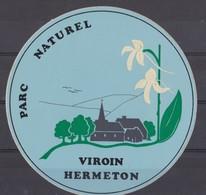 Autocollant, Parc Naturel Viroin-Hermeton. - Stickers