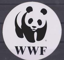 Autocollant, WWF. - Stickers