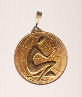 Médaille Symbole Expo 58  Bruxelles - Obj. 'Herinnering Van'
