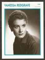 PORTRAIT DE STAR 1960 GRANDE BRETAGNE - ACTRICE VANESSA REDGRAVE - ENGLAND ACTRESS CINEMA FILM PHOTO - Fotos