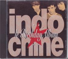 CD -  INDOCHINE - Le Birthday Album - Musique & Instruments