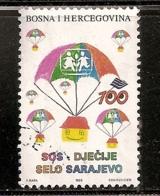 BOSNIE    N°    206  OBLITERE - Bosnie-Herzegovine