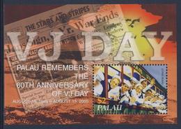 Palau 2005 Mi 2484 = B201 SG 2109 ** Sailors Returning Home - 60th Ann. VJ Day/ Beendigung Des Zweiten Weltkrieges Asien - Seconda Guerra Mondiale