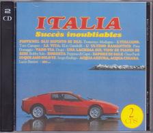CD - 2CD - ITALIA - Succès Inoubliables - Other - Italian Music
