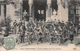 Passy - Froyennes - Avant Le Départ Pour Une Excursion - Doornik