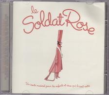 CD - 2CD - LE SOLDAT ROSE - Conte Musical - Musique & Instruments