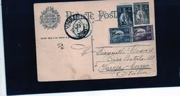 CG6 - Portogallo  - Cartolina Postale - Del 1926 Per Varese - Postwaardestukken