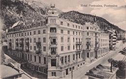PONTRESINA - HOTEL PONTRESINA  /ak158 - GR Graubünden