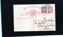 CG6 - Portogallo  - Cartolina Postale - Conducao 5/6/1935 Per  Varese - Postwaardestukken