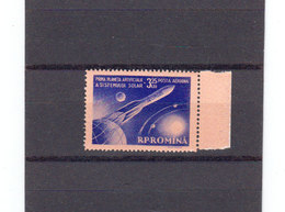 Roumanie 1959 Yvert 89 ** Neuf Sans Charnière. Solnik. (2088t) - Neufs