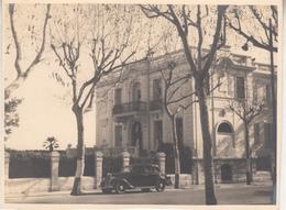 Villa Paméla - Menton - Oldtimer - Photo 8 X 11 Cm - Lieux