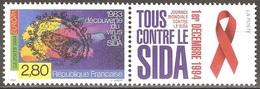 France - 1994 - Journée Mondiale De Lutte Contre Le SIDA - YT 2916 Neuf Sans Charnière - MNH - France