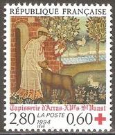 France - 1994 - Croix Rouge - YT 2915 Neuf Sans Charnière - MNH - France