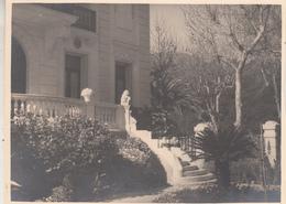 Villa Paméla - Menton - Photo 8 X 11 Cm - Lieux
