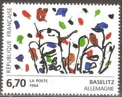 France - 1994 - Art Contemporain - YT 2914 Neuf Sans Charnière - MNH - France