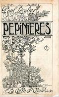 PEPINIERES Paul LÉCOLIER La Celle St-Cloud Catalogue 1909-10 - Agriculture