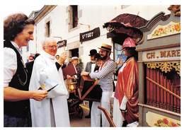CPSM 29 ILE TUDY FESTIVAL DE MUSIQUE MECANIQUE BENEDICTION DES ORGUES ET DES MUSICIENS 1990  Grand Format  15 X 10,5 Cm - Ile Tudy