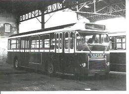 """Photo D'archive BEZONS - SAVIEM """" SC 10 """"  (CAR / BUS ) - Bezons"""