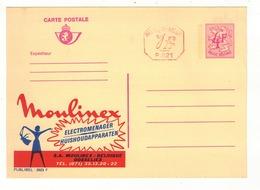 19.. - Moulinex - Herdenkingskaarten