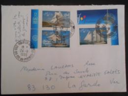 France  Lettre Paris 1999 Pour La Garde - France