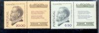 1494 - 1495 Luis Vaz De Camoes MNH ** Postfrisch - 1910-... Republik